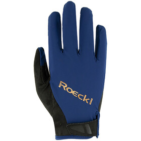 Roeckl Mora Gloves, dark blue